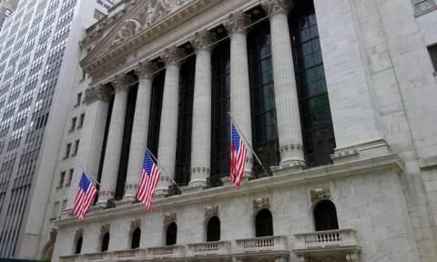 Με εκρηκτική άνοδο έκλεισε η Wall Street