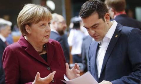 Ангела Меркель планирует визит в Афины 10-11 января