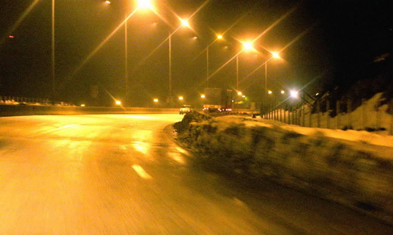 Ύφεση των φαινομένων στους κεντρικούς αυτοκινητόδρομους - «Μάχη» για να μείνουν ανοιχτοί οι δρόμοι