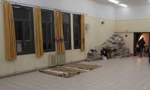 Θεσσαλονίκη: Διαθέσιμοι χώροι σε όλη την πόλη για την προστασία από το ψύχος