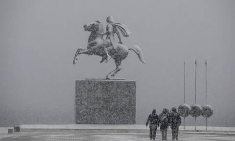 Έκτακτο δελτίο ΕΜΥ: Άσπρη η Ελλάδα από τη «Σοφία» - Έρχεται νέο σφοδρό κύμα κακοκαιρίας (pics)