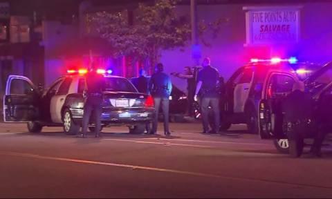 Λουτρό αίματος στις ΗΠΑ: Τουλάχιστον τρεις νεκροί από πυροβολισμούς στην Καλιφόρνια (pics)