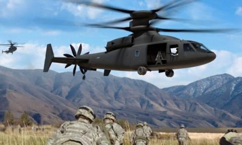 Το ελικόπτερο-τέρας των ΗΠΑ που θα κυριαρχήσει στους αιθέρες! (vid & pics)