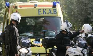 Σοβαρό τροχαίο στην Κόρινθο: Δύσκολες ώρες για 10χρονο αγοράκι