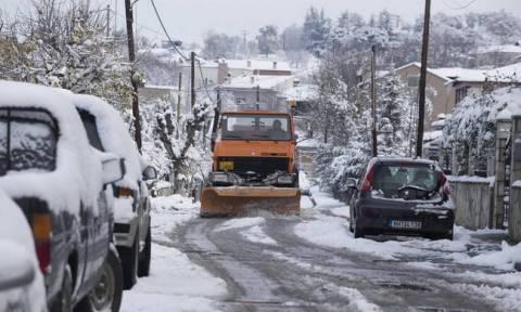 Καιρός Θεσσαλονίκη: Άρση των κυκλοφοριακών ρυθμίσεων λόγω ύφεσης της κακοκαιρίας