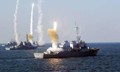 Ραγδαίες εξελίξεις: Το Ιράν στέλνει πολεμικό στόλο με «αόρατα» σκάφη στον Ατλαντικό Ωκεανό (Vids)