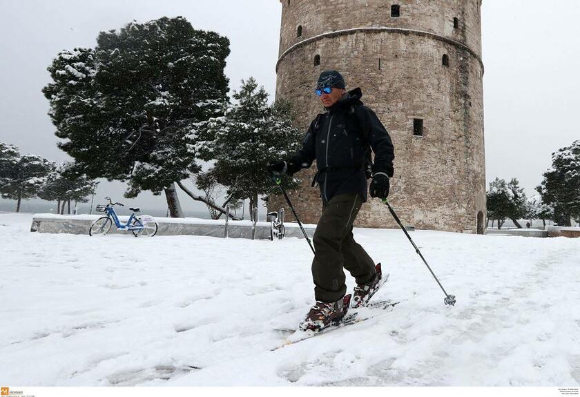 Κακοκαιρία: «Σοφία» τέλος! Έρχεται ο «Τηλέμαχος» - Χιόνια και στην Αθήνα