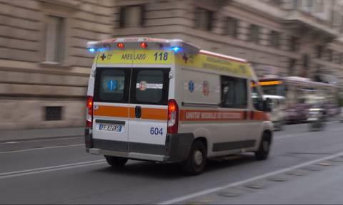Τραγωδία: Πέθανε στο ασθενοφόρο καθώς οι διασώστες τοποθετούσαν αντιολισθητικές αλυσίδες λόγω πάγου