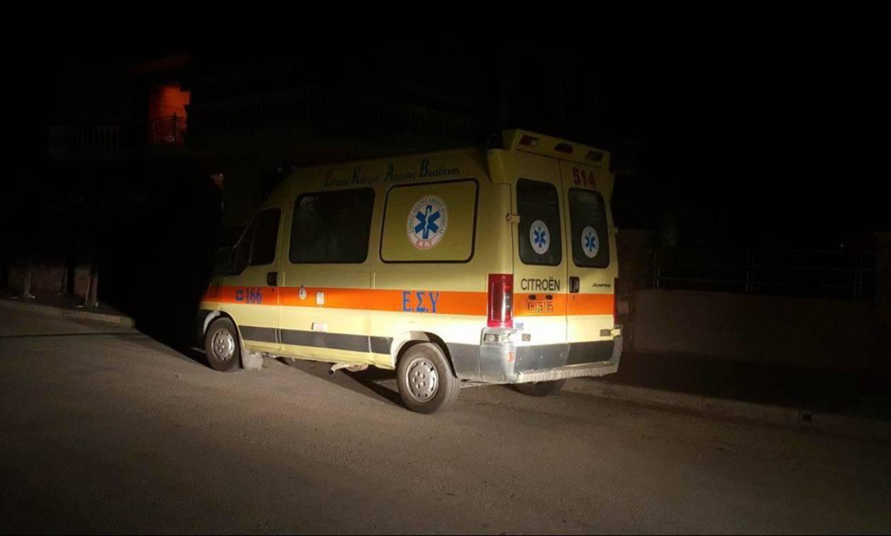 Ηλεία: Δύσκολες ώρες για 7χρονο παιδάκι - Καταπλακώθηκε από σιδερένια πόρτα