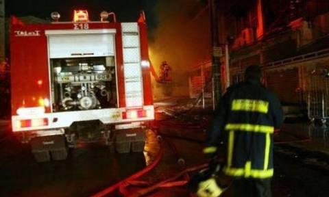 Στις φλόγες τη νύχτα δύο κατοικίες σε Ιωάννινα και Κάλαμο Αττικής
