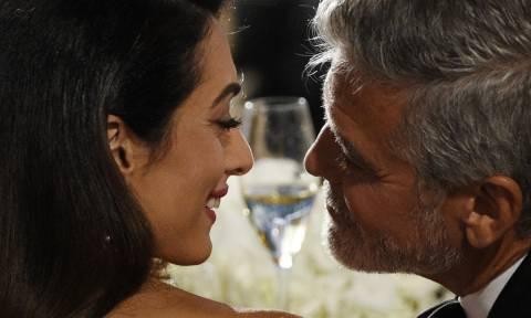Πατέρας για τρίτη φορά ο George Clooney;