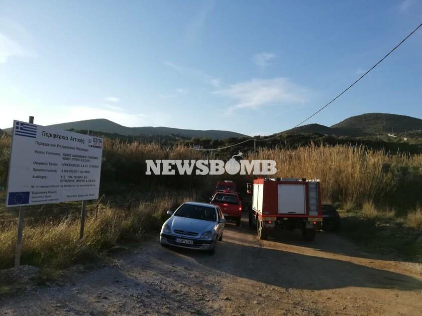 Κερατέα - Αυτοψία Newsbomb.gr: Εδώ σημειώθηκε η τραγωδία με τους ηλικιωμένους (pics&vids)