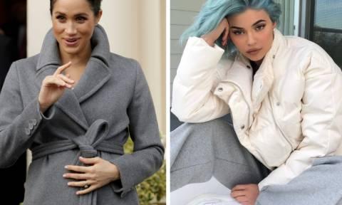 Τι κοινό έχει η Kylie Jenner με τη Meghan Markle;