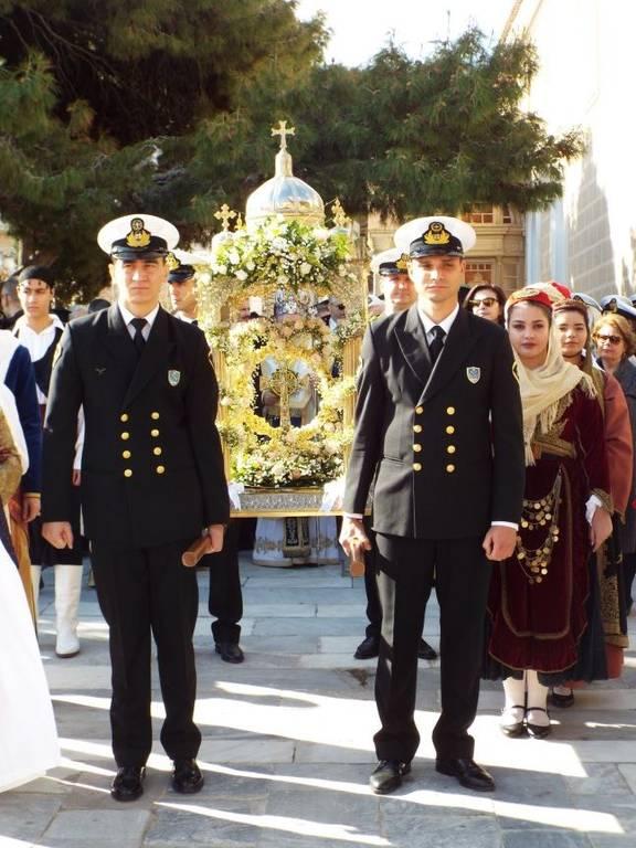 Θεοφάνεια 2019: Μήνυμα Παυλόπουλου στην Τουρκία από τη Σύρο