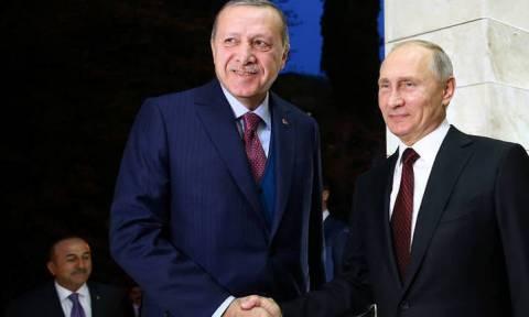 Ερντογάν: Δεν στοχεύουμε τους Κούρδους της Συρίας - Νέα συνάντηση με Πούτιν
