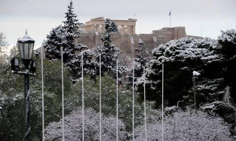Κακοκαιρία «Τηλέμαχος»: Έρχονται χιόνια στην Αθήνα - Σε ποιες περιοχές θα το στρώσει