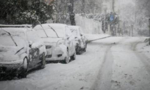 Πλησιάζουν την Αττική οι χιονοπτώσεις! Νέα επιδείνωση καιρού την Τετάρτη