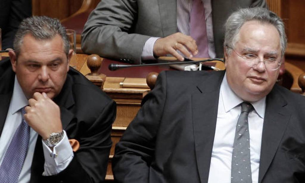 «Ώρα μηδέν» για την Κυβέρνηση - Στα άκρα οι σχέσεις Τσίπρα - Καμμένου
