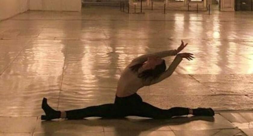 Θέλουν να εξοργίσουν τον ελληνισμό: Χορεύτρια βεβήλωσε την Αγιά Σοφιά - Δείτε το βίντεο της ντροπής