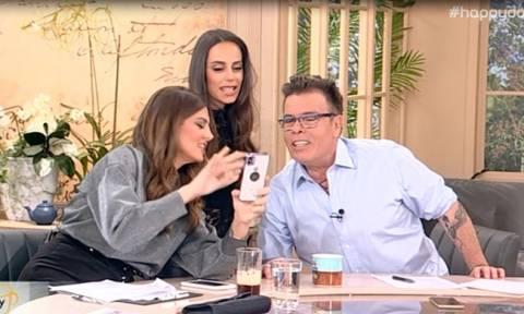 Happy Day: Οι hot αποκαλύψεις για τα εσώρουχά τους και η σέξι φωτό από τα καμαρίνια στο κινητό