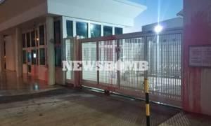 Δύο συλλήψεις για την επίθεση Ρουβίκωνα στην πρεσβεία των ΗΠΑ