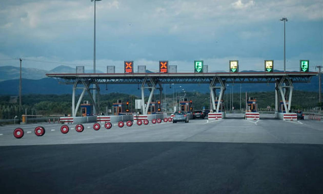 Toll fares on Athens-Patras motorway to increase from Wednesday midnight