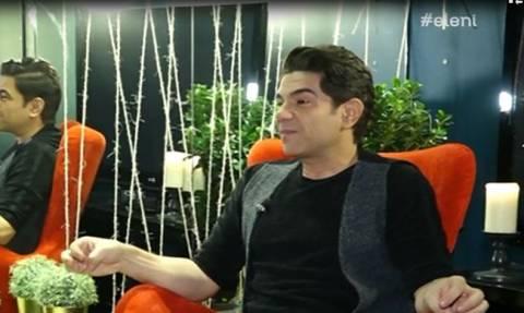 Νίκος Κουρκούλης: Απαντά στις φήμες χωρισμού από την Κέλλυ Κελεκίδου