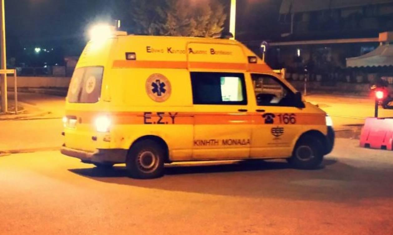 Λαμία: Τουρίστρια γλίστρησε και βρέθηκε διασηλωμένη στην εντατική