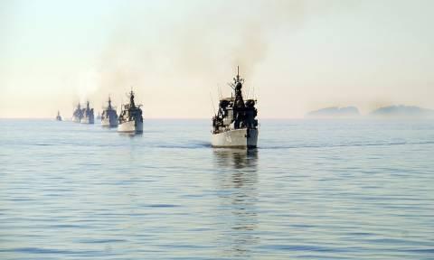 «Φωτιά» στο Αιγαίο: Έλληνες και Αμερικανοί στέλνουν μήνυμα στην Τουρκία