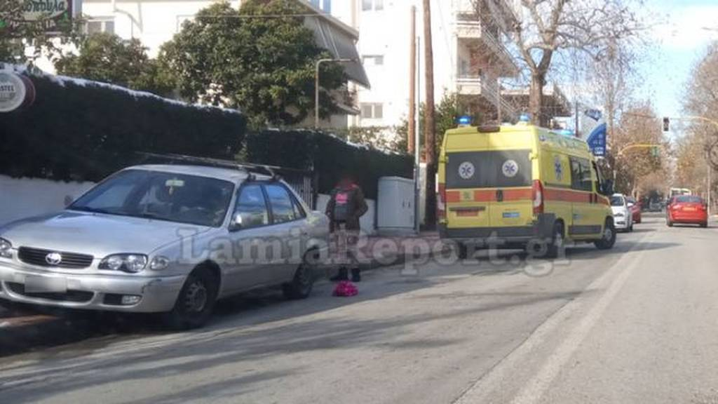 Λαμία: Εντοπίστηκε το αυτοκίνητο που χτύπησε τον 11χρονο (pics)