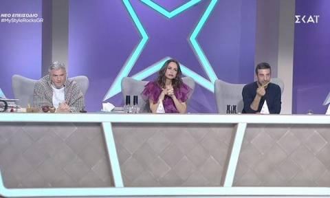 My style rocks: Ένταση ανάμεσα στους κριτές και την Εύα Μπάση! Η διαφωνία που λύθηκε on air!