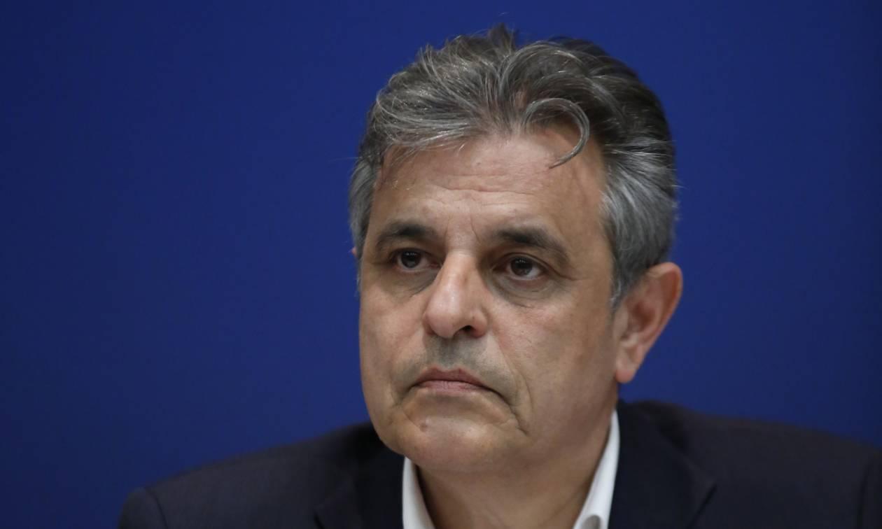 Ταφύλλης στο CNN Greece: Καταβάλλεται προσπάθεια να κρατηθεί ανοιχτή η Αθηνών - Λαμίας