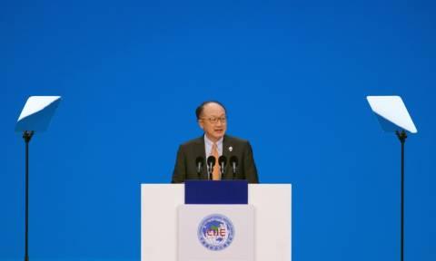 Αιφνιδιαστική παραίτηση του Προέδρου της Παγκόσμιας Τράπεζας