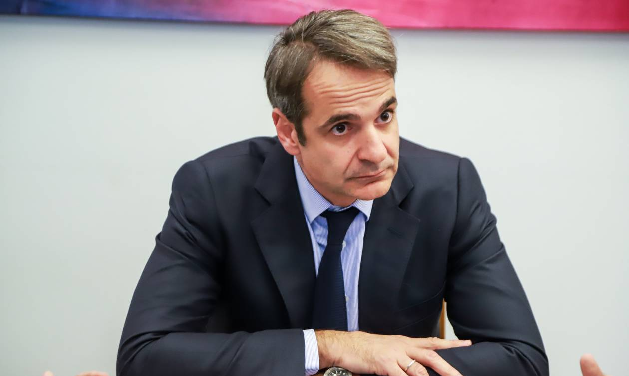 Mitsotakis: Rule of law and separation of powers foundations of democracy