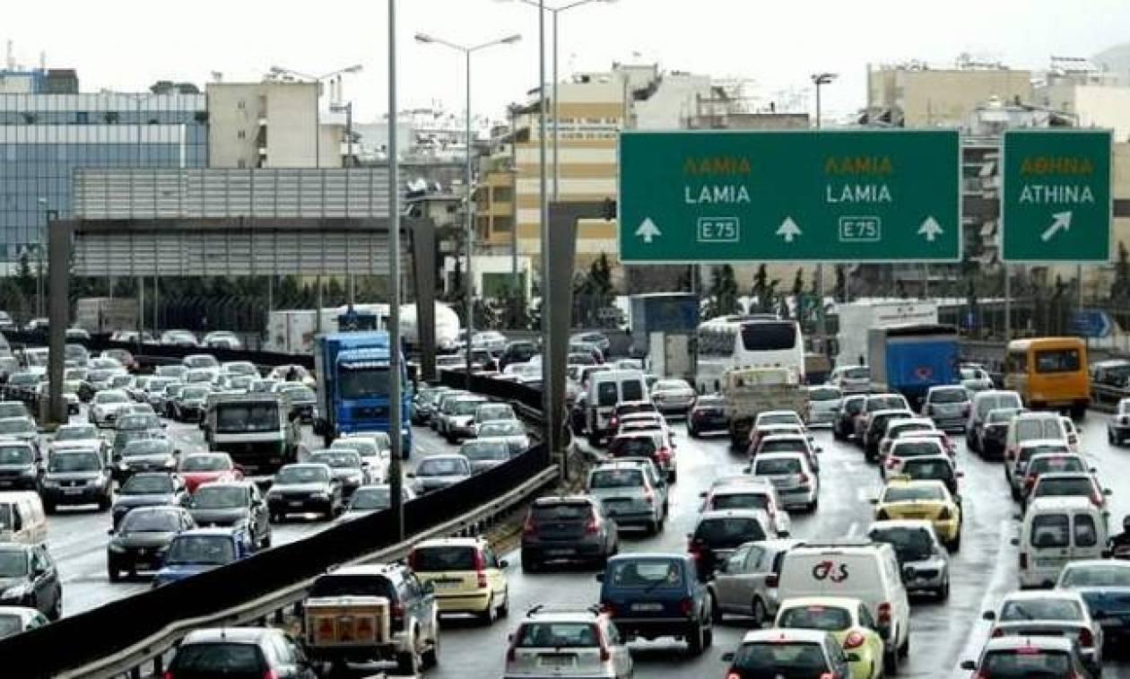 Προσοχή! Διακοπές κυκλοφορίας λόγω εργασιών στη λεωφόρο Κηφισού