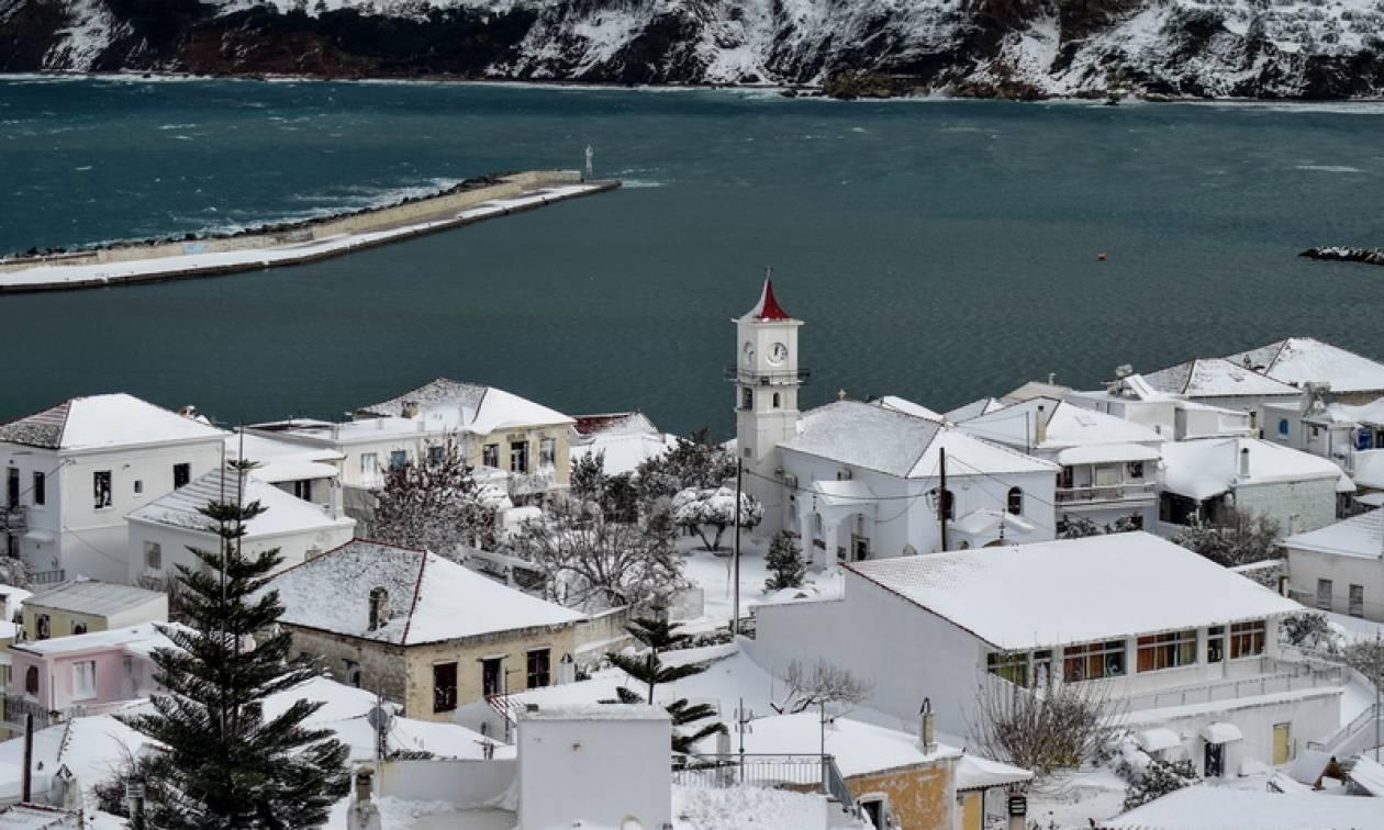 Καιρός Σκόπελος: Αποκαταστάθηκε η ηλεκτροδότηση - Κλειστά όλα τα σχολεία στο νησί