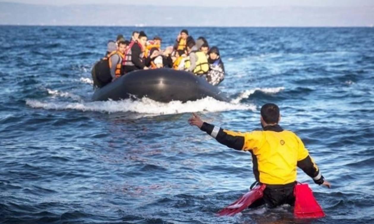 Лодка с мигрантами прибыла на Кипр