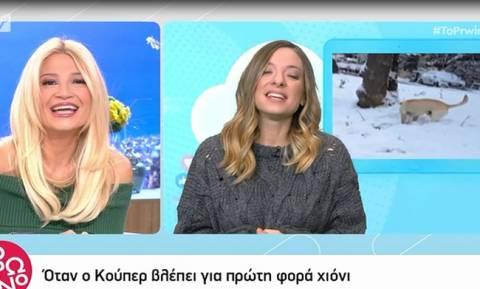 Σκορδά: «Παραλίγο ο Ουγγαρέζος να πατήσει με το αυτοκίνητο την Ιλένια, γιατί…»!