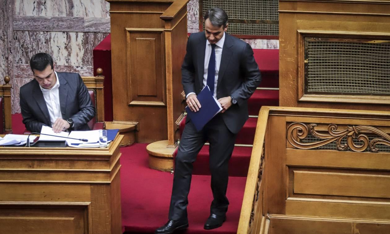 Επιβεβαίωση του Newsbomb.gr: Το Μαξίμου προκαλεί ανοικτά τον Μητσοτάκη να καταθέσει πρόταση μομφής