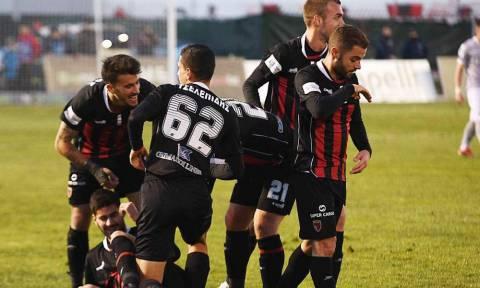 Παναχαϊκή-ΠΑΟΚ 2-1: «Πάγωσε» χωρίς Πρίγιοβιτς στην Πάτρα (photos)