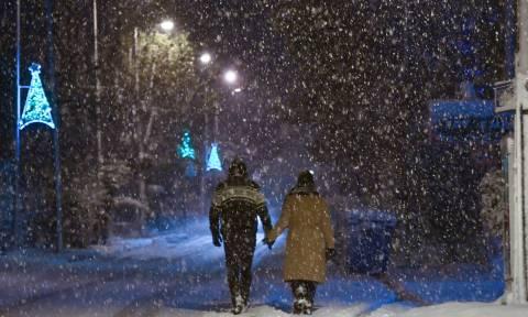 Κακοκαιρία: Η «Υπατία» χτυπά από ώρα σε ώρα τη χώρα - Χιόνια, κρύο Σιβηρίας και παγετός