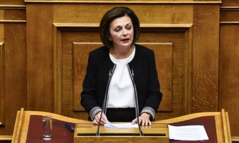 «Αδειάζει» Καμμένο η Χρυσοβελώνη: Δεν θα συμμετάσχω στη συνεδρίαση των ΑΝ.ΕΛ.