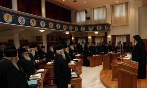 Στην Ιεραρχία παραπέμπει η Διαρκής Ιερά Σύνοδος το ζήτημα της Ουκρανικής Εκκλησίας