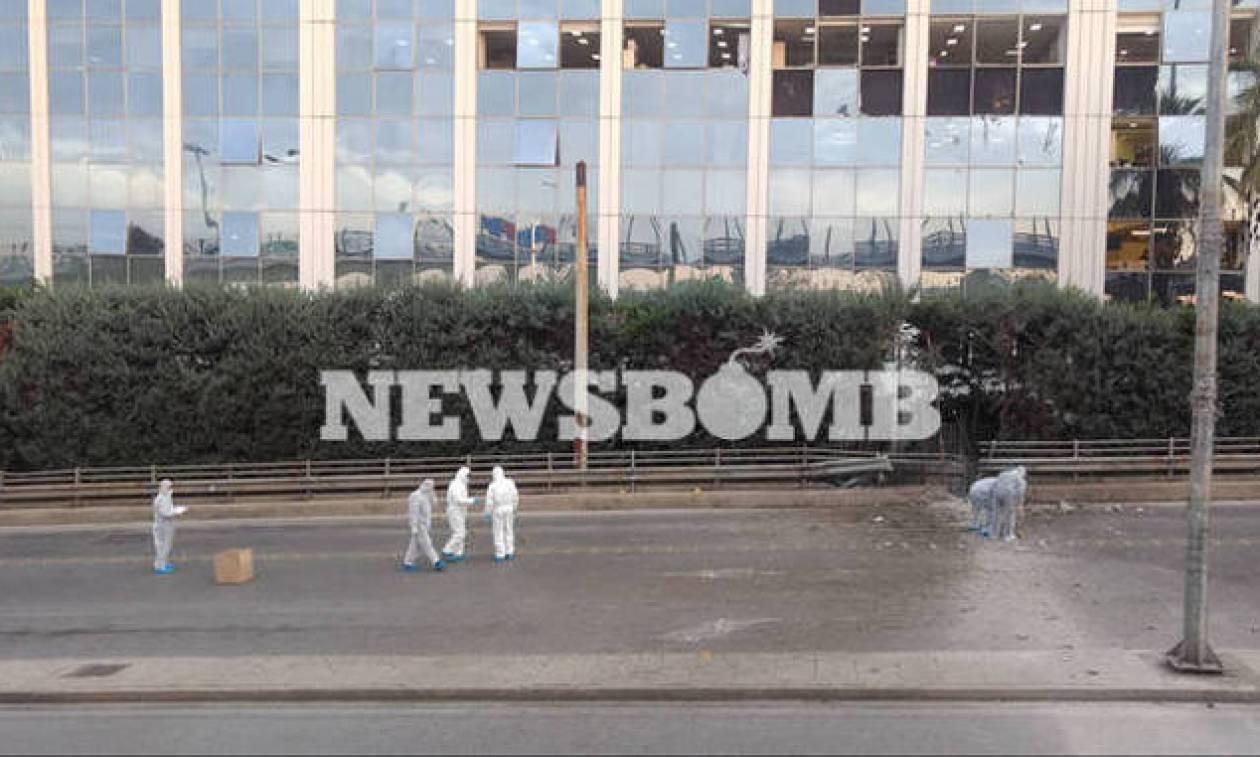 За взрыв возле здания греческого телеканала Skai взяла на себя анархистская организация