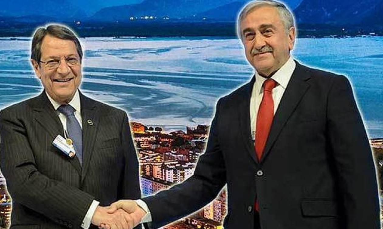На Кипре в пятницу состоится встреча Никоса Анастасиадиса и Мустафы Акынджи
