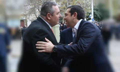 Αποκλειστικό Newsbomb.gr: Τσίπρας και Καμμένος συναντήθηκαν χθες 8/01/2019 μακριά από τις κάμερες