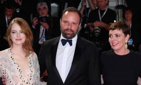 «Η Ευνοούμενη» του Λάνθιμου σαρώνει τις υποψηφιότητες για τα βραβεία BAFTA (Vid)