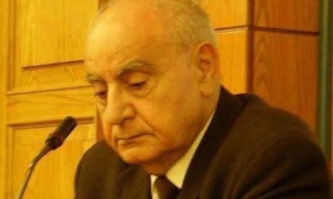 Πέθανε ο καθηγητής Φάνης Κακριδής