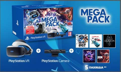 Μπες στον μαγικό κόσμο του PlayStation VR!