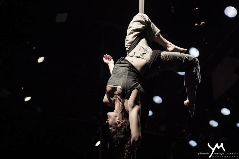 Ο Ερωτόκριτος του Κορνάρου με τους Χαΐνηδες στο θέατρο Ροές (pics)